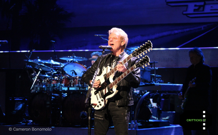Don Felder. Photo credit: Cameron Bonomolo.